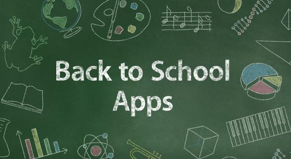 back to school alcune app per la scuola