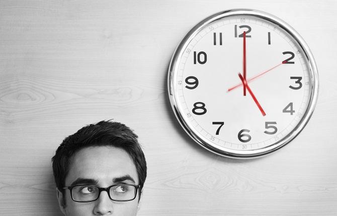 saper gestire il tempo